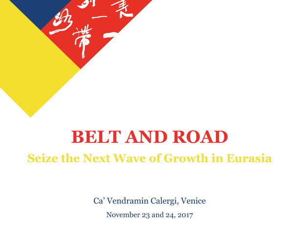 Belt and Road: Seize the Next Wave of Growth in Eurasia