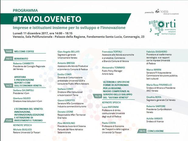 Tavolo Veneto