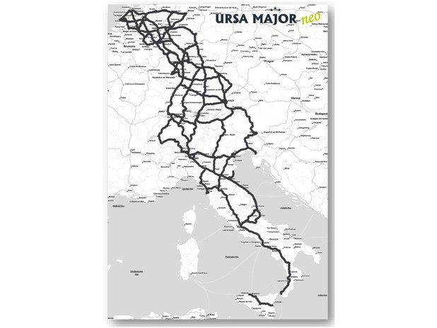 Mappa Ursa Major Neo