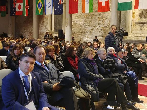 Il Presidente di AdSP Musolino partecipa al Foscamun
