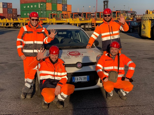 Safety Week al terminal Vecon