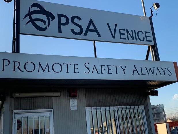 Safety Week al terminal Vecon