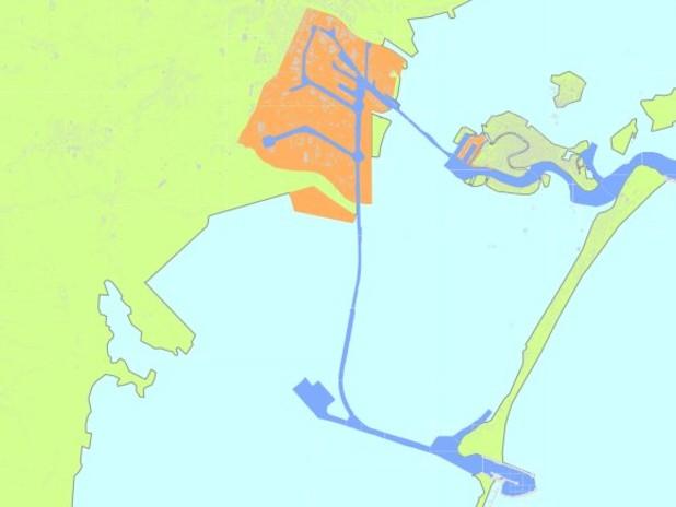 Accessibilità nautica al Porto di Venezia