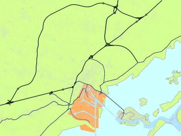 Accessibilità stradale al Porto di Venezia