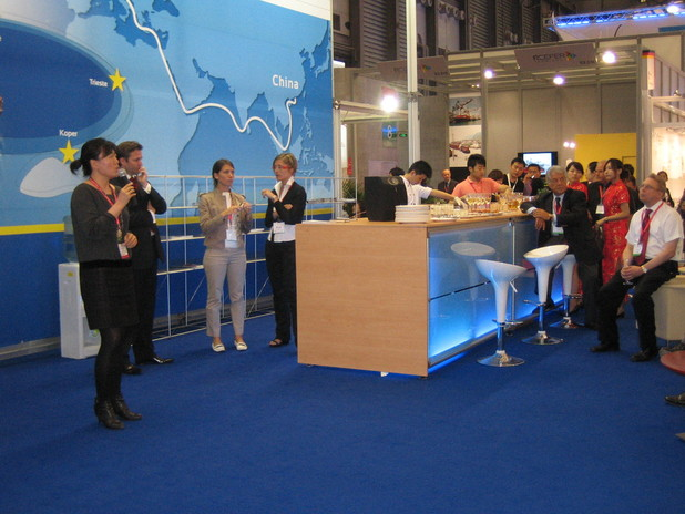 Venice at the Transport Logistics China