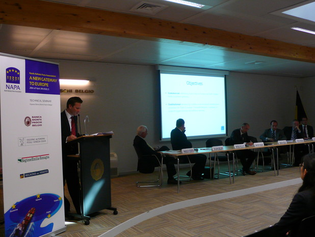 The North Adriatic Ports Associations: a new gateway for Europe