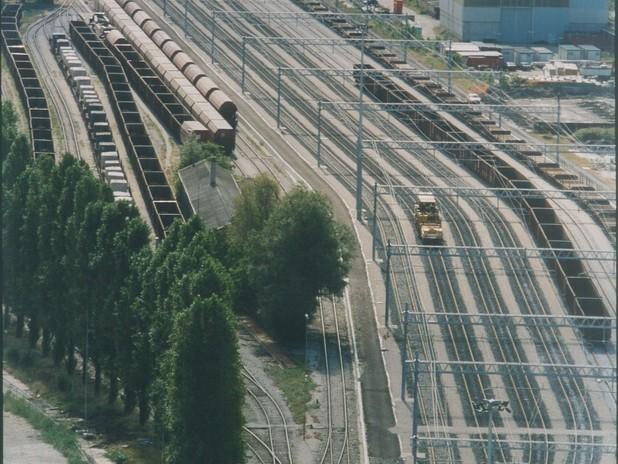 Parco ferroviario