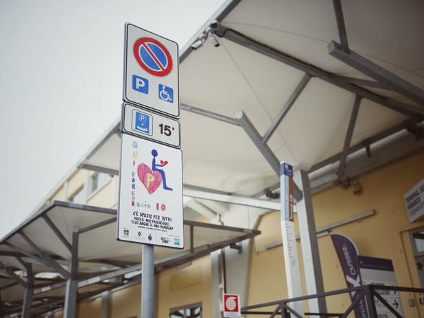 Parcheggi per disabili al Porto