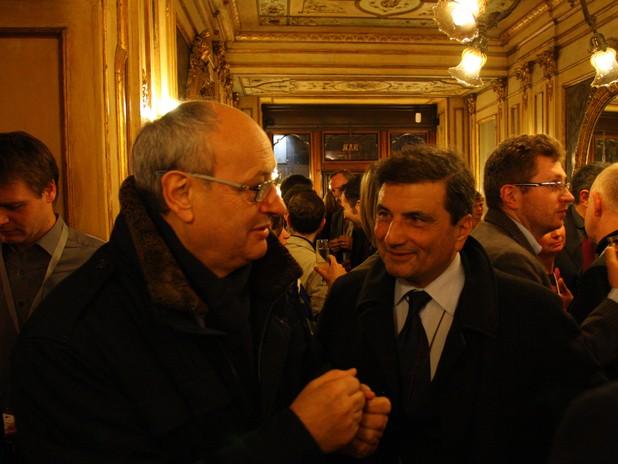 Il Presidente dell'Autorità Portuale di Ravenna
