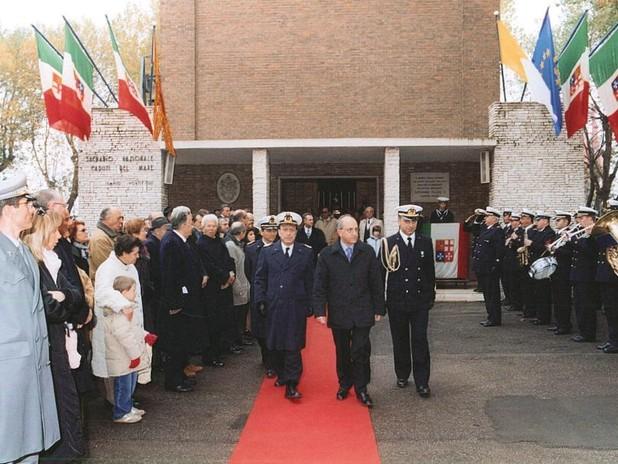 2003 - Visita del Vice Ministro dei trasporti