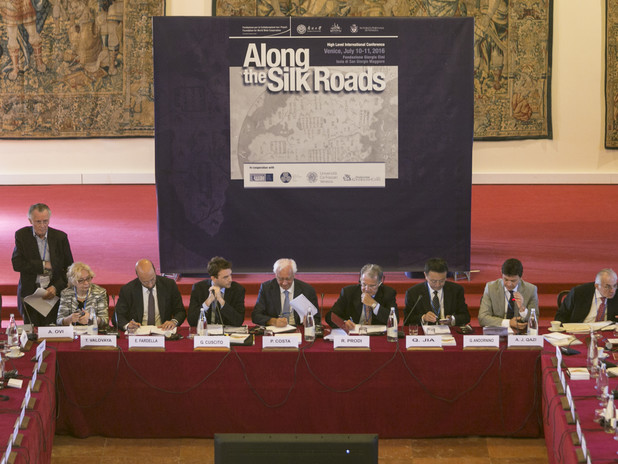 Along the silk roads. International Conference