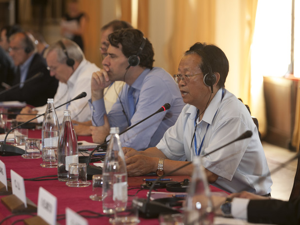 Olaf Merk - Administrator Ports and Shipping, International Transport Forum (ITF