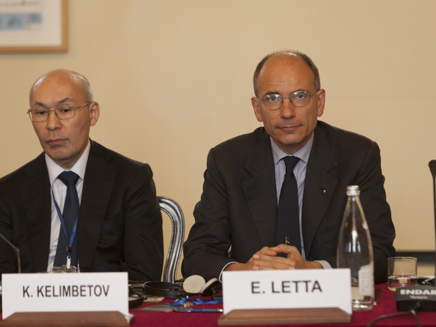 Enrico Letta - Former PM Italy