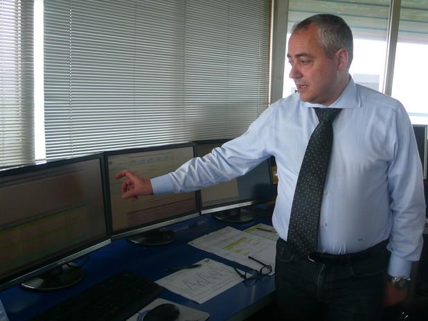 Ciro Romano, the Head Pilot, explains how nautical services (pilot, tug, mooring