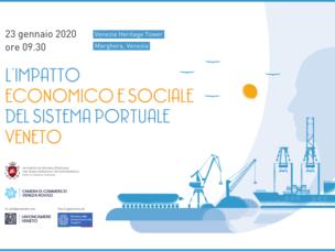 L'impatto economico e sociale del sistema portuale veneto