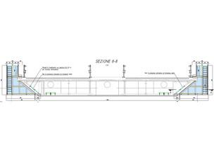 Illuminazione interna e realizzazione accessi al Ponte Strallato