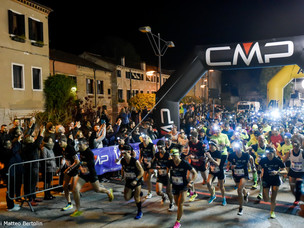 VENICE NIGHT TRAIL restarts from the port!