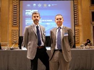 Il dott. Zanotto e il dott. Terranova sono intervenuti al Port&Shipping Tech, Fo