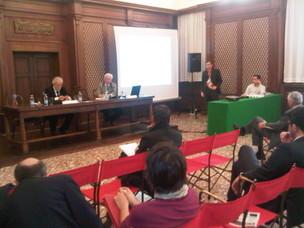 Il Presidente Costa presenta i progetti di sviluppo a Urban Promo