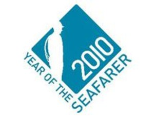 Logo of the Year of the seafarer