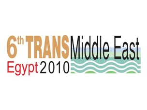 Logo of 6th Trans Middle East 2010