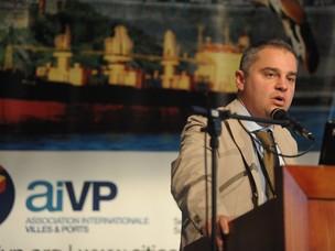Il dott. Zanotto alla lla 12th International conference cities and ports di Buen