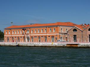 Il waterfront portuale di San Basilio e Santa Marta