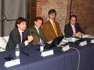 Un momento della presentazione del portale www.sicurezzainporto.it