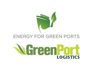 I loghi di GreenPort Logistics e Energy for Green Ports