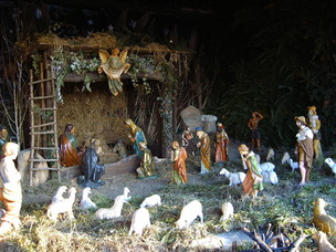 Mariport's Christmas Crib