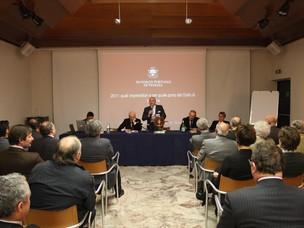 2011, quali imprenditori e per quale porto del golfo  di Venezia?
