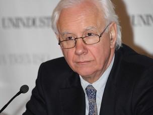 Il Presidente dell'Autorità Portuale di Venezia Prof. Paolo Costa