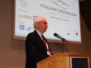 Il Presidente Costa interviene all'Italian Cruise Day