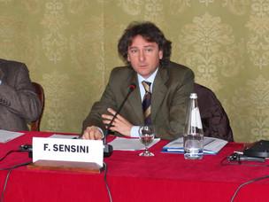 Franco Sensini, Segretario Generale dell'Autorità Portuale di Venezia, intervien