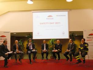 Un momento del Safety Day