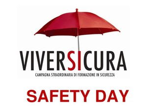 Logo Safety Day 2011 - ViverSicura