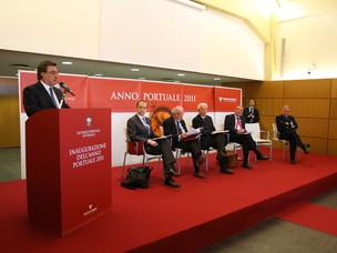 L'assessore regionale alla mobilità e alle infrastrutture Chisso