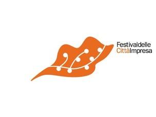 Logo del festival Città Imprese