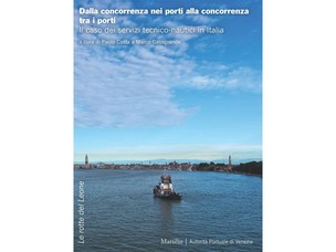 "Cover of the book ""From competition within ports to competition between ports"""