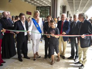 Inaugurazione del nuovo terminal Isonzo 2