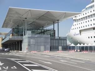 Il nuovo terminal Isonzo 2