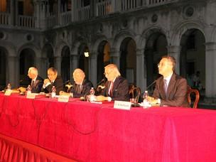 Presentazione della mostra Venezia e l'Egitto