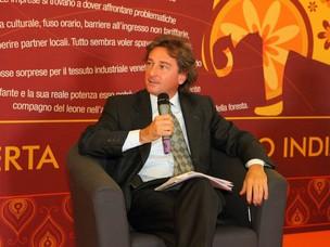 Il Segretario Generale dell'Autorità Portuale Franco Sensini