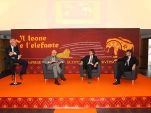 Dardani, Armellini, Sensini e Mazzarino intervengono al seminario
