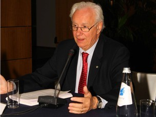 Paolo Costa, Presidente dell'Autorità Portuale di Venezia