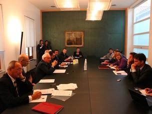 """Conferenza stampa """"I porti dell'Alto Adriatico si collegano con l'India"""""""