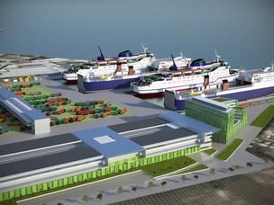 Il nuovo Terminal delle Autostrade del Mare