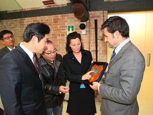 La delegazione delle dogane coreane in visita al Porto di Venezia