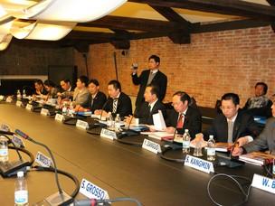 La delegazione cinese ospite al Porto di Venezia