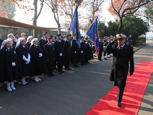 Cerimonia in onore e suffragio dei marittimi e dei lavoratori dei porti